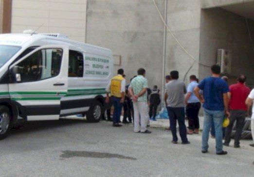 Urfa'da 9 uncu Kattan Düşen İşçi Öldü