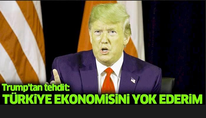 ABD'den Türkiye'ye Suriye Operasyon Tehdidi