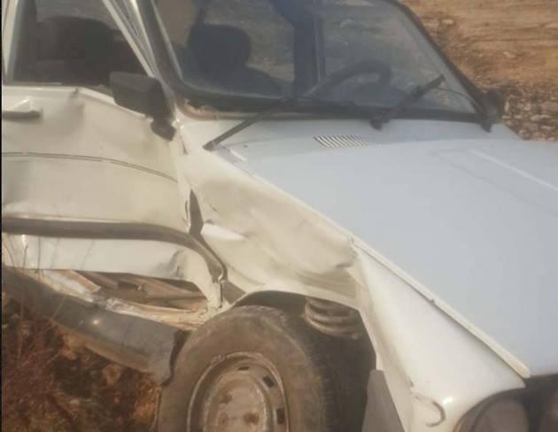 Urfa'da Trafik Kazası 6 Yaralı
