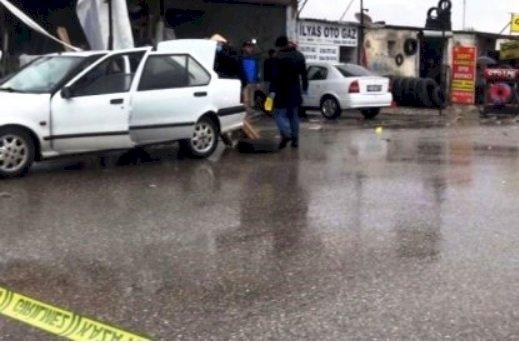 Urfa'da Silahlı Saldırı 1 Kişi Öldü