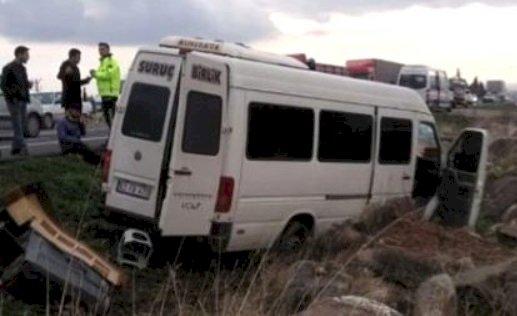 Urfa'da Trafik Kazası 2 Kişi Öldü