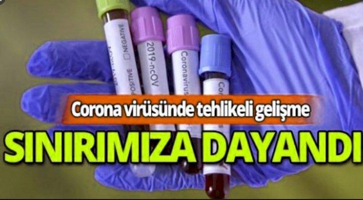 Kıbrıs Corona virüsü nedeniyle Kapıları Kapattı