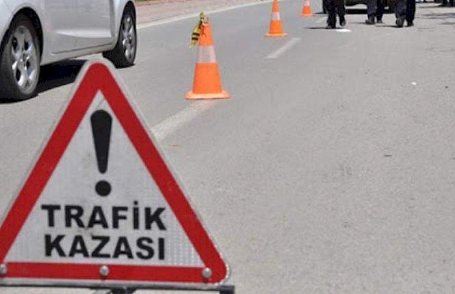 Urfa'da Trafik Kazası 8 Kişi Yaralandı
