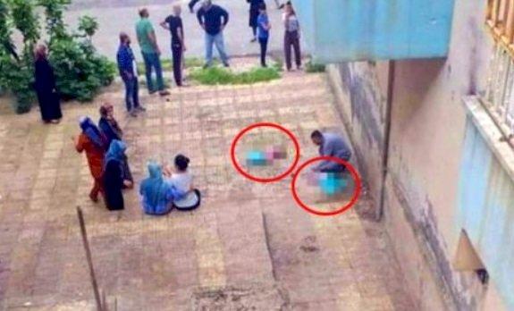 Urfa'da 4 ncü Kattan Düşen İkiz Kardeşler Öldü