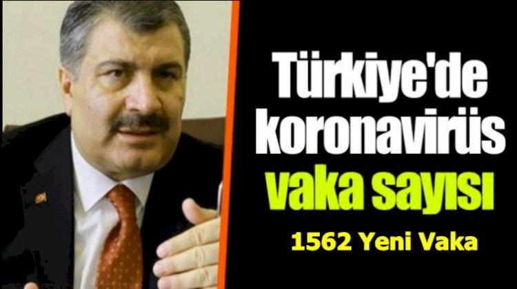 Türkiye'de Vaka Sayısı Tekrar Yükseldi