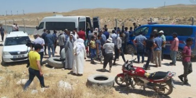 Urfa'da İki Kuzen Serinlemek İçin Girdikleri Suda Boğuldular
