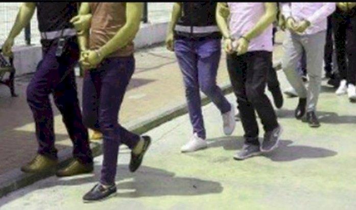 Urfa'da PKK/KCK Operasyonu 3 Kişi Tutuklandı