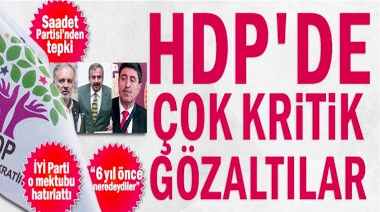 HDP Üst Düzey Yöneticileri  Gözaltına Alındı