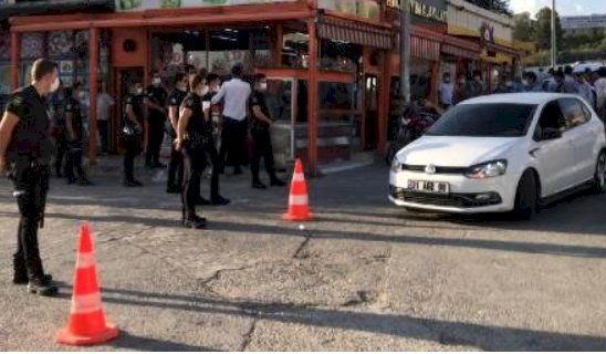 Urfa'da İki Gurup Arasında Kavga 7 Kişi Yaralandı