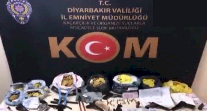 Urfa'da Diyarbakır Merkezli Dolandırıcı Operasyonu