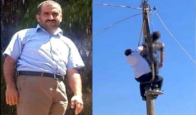 Urfa'da Elektrik Akımına Kapılan Elektrikçi Öldü