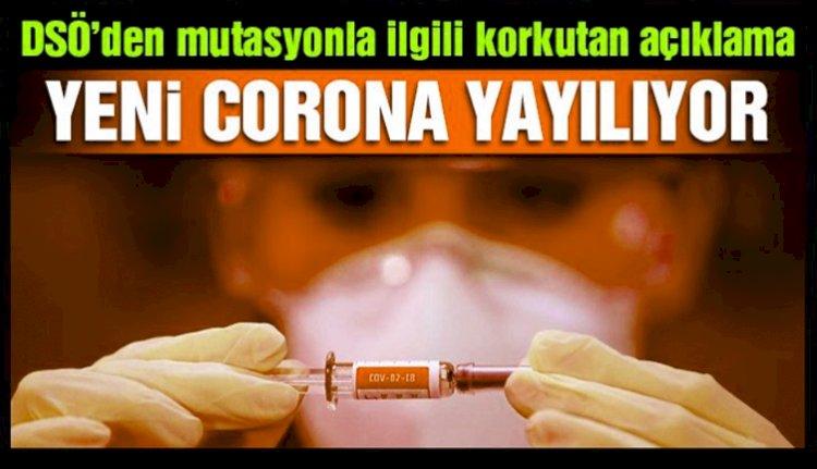 DSÖ'den  Korkutan Virüs  Açıklaması