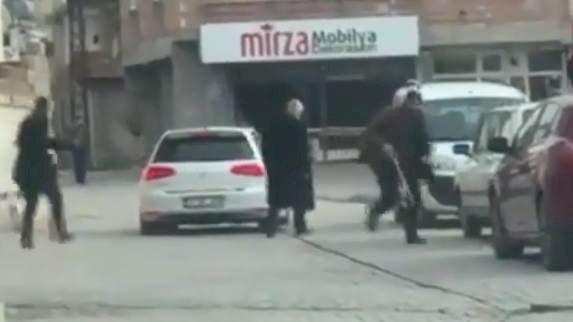 Urfa'da Silahlı Kavga 2 Kişi Yaralandı