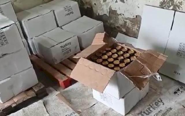 Urfa'da Sahte İçki Operasyonu