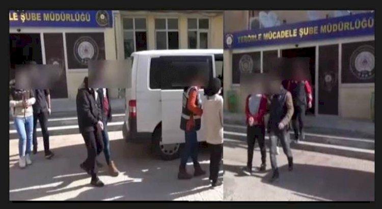 Urfa'da Gaziantep Merkezli PKK Operasyonu