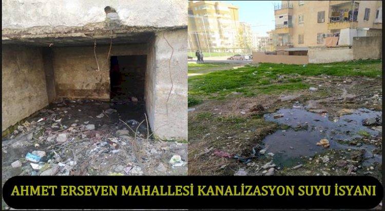 Ahmet Erseven Mahallesinin Pis Koku İsyanı