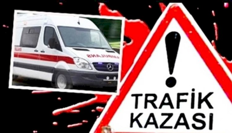 Urfa'da Trafik Kazası 6 Kişi Yaralandı
