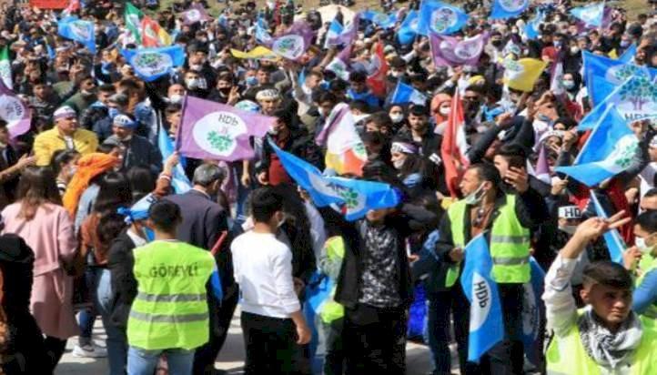 Urfa'da Nevruz Kutlamasında 3 Kişi Gözaltına Alındı