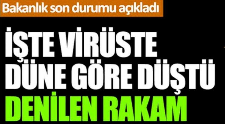 Virüs Ölümlerinde Ürküten Tablo