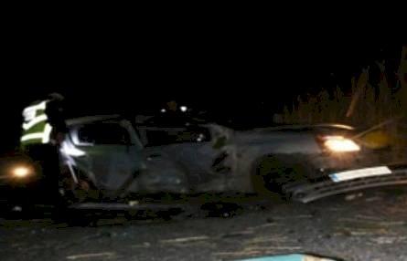 Urfa'da Trafik Kazası 1 Bebek Öldü 2 Kişi Yaralandı