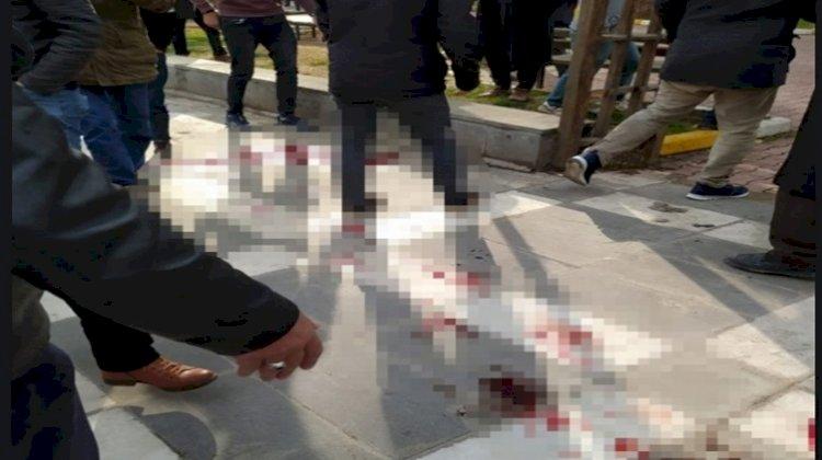 Urfa'da 2 Aşiret Arasında Park Kavgası 7 Kişi Yaralandı