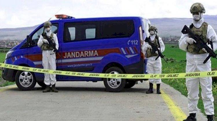 Urfa'da 1 Mahalle Karantinaya Alındı