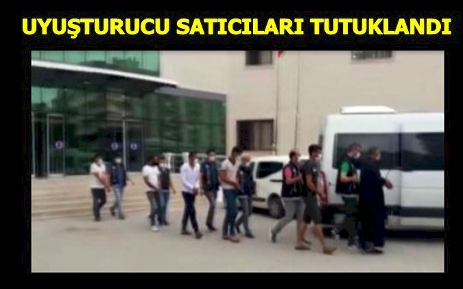 Urfa'da 16 Uyuşturucu Satıcısı Tutuklandı