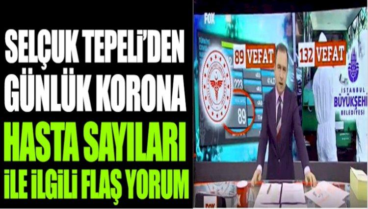İmamoğlu İstanbul'da 132 Bakan Türkiye'de 89 Vefat Var Dedi