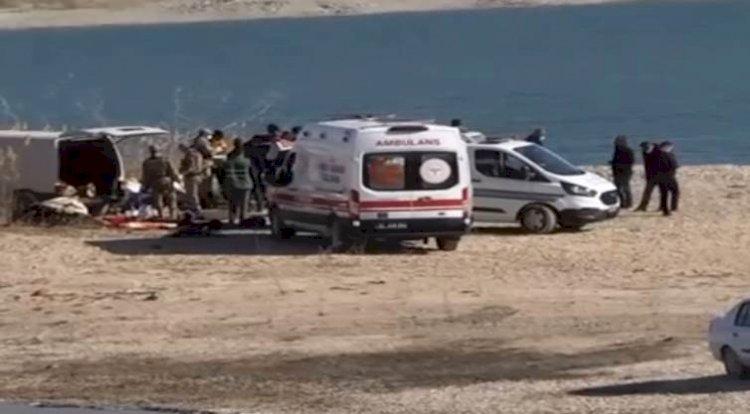 Bozova'da Minibüste 3 Kişi Ölmüş Halde Bulundu