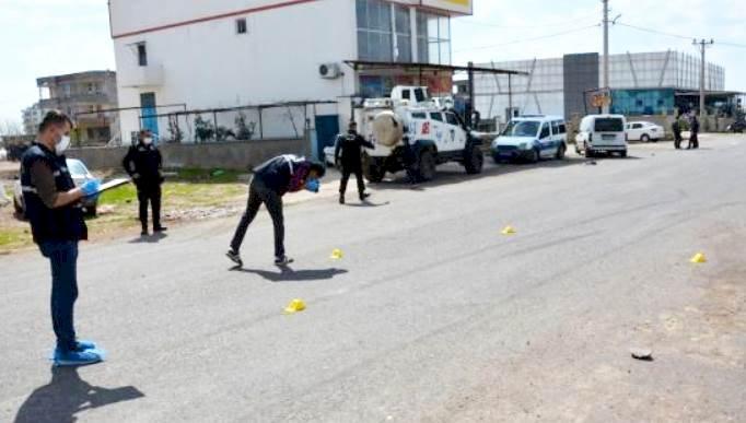 Urfa'da Silahlı Kavga 3 Kişi Yaralandı