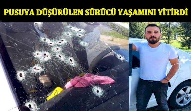 Urfa'da Silahlı Saldırı 1 Kişi Yaşamını Yitirdi