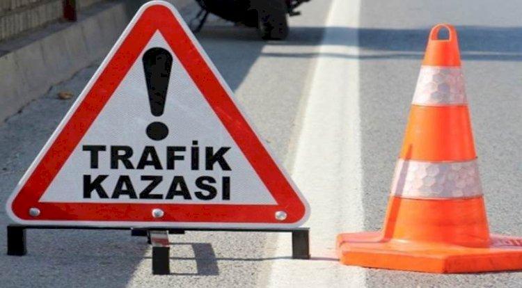 Urfa'da Trafik Kazası 3 Kişi Yaralandı