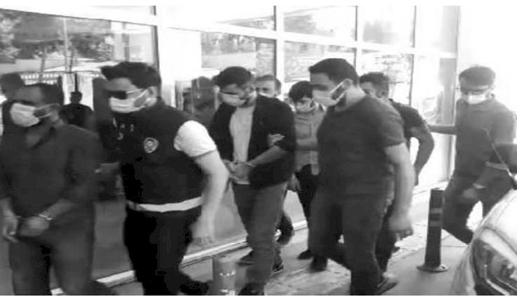 Urfa'da Hırsız Operasyonu 7 Kişi Gözaltına Alındı